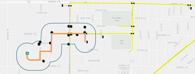 ArcGIS telecommunications solution focused on cable.