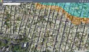 Aplicación web sobre el Catastro Digital de Puerto Rico.